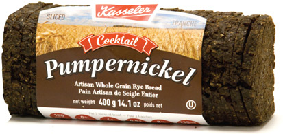 Cocktail Pumpernickel